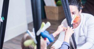 Alentando el uso de ambas extremidades superiores en niños escolares (Parte 2)