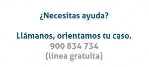 necesitas ayuda