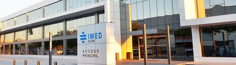 Clínica Neural Elche Hospitalización - Hospital IMED Murcia