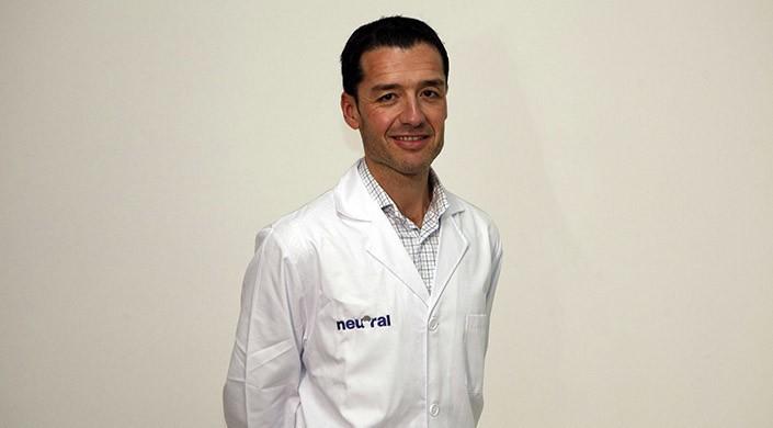 Ricardo Llavona: médico especialista en Medicina Física y Rehabilitación