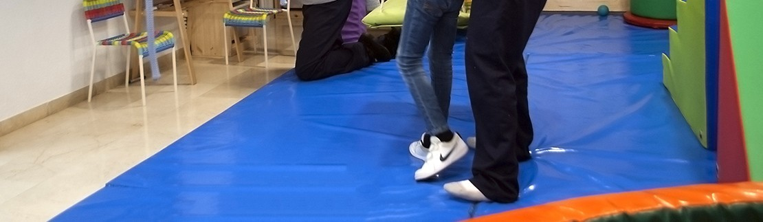 El entrenamiento de la marcha facilita la dorsiflexión del tobillo en niños con parálisis cerebral
