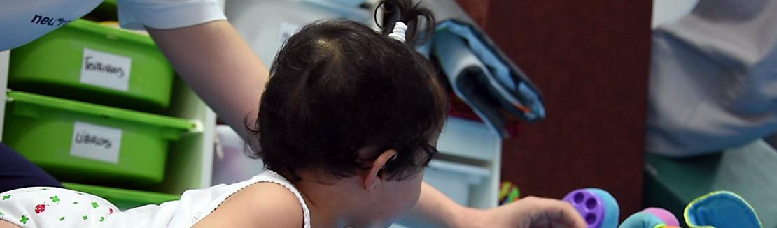 Rehabilitación neurológica en prematuros