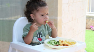 Selectividad alimentaria en TEA