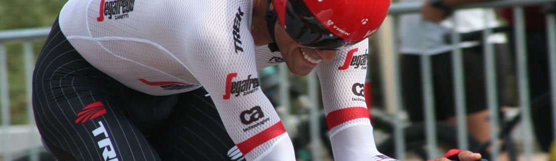 Ictus de Alberto Contador
