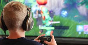Fortnite en niños y adolescentes