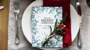 Comer saludable en Navidad