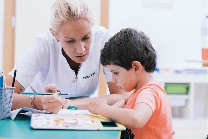 niño autismo neural